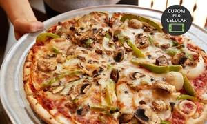Pizzaria e Cantina Nicoluccio: #GreenWeek: Pizzaria e Cantina Nicoluccio: rodízio de pizza para 1, 2, 4 ou 6 pessoas (opções com festival de massas)