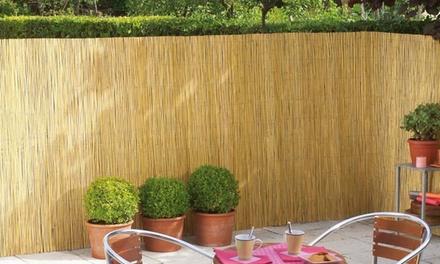 Arella paravento in bambù