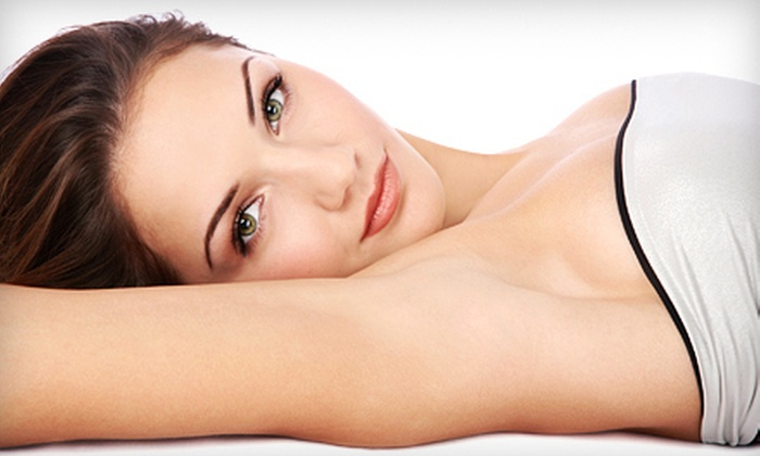 GentleLASE Center - Dupont Circle: Three or Six Laser Hair-Removal Treatments on a Small, Medium, or Large Area at GentleLase Center (Up to 74% Off)