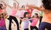 Kids Dance Classes at Zumba for Kids Birthday Parties