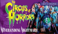 One Ticket to The Circus of Horrors: The Never-Ending Nightmare, 12 January - 6 March (Up to 47% Off)