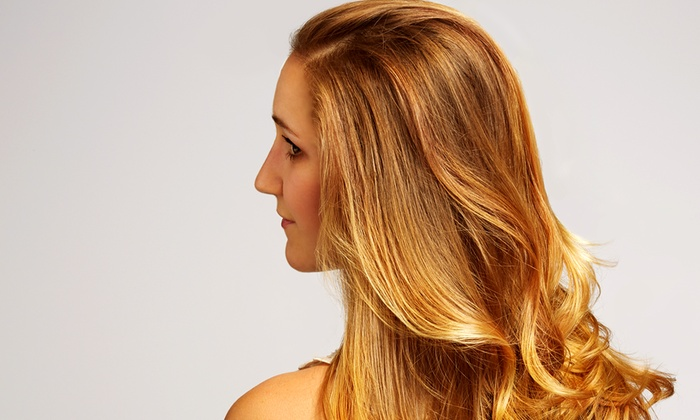 Jon Richard Salon - East Greenwich: Hairstyling Services at Jon Richard Salon (Up to 47% Off). Three Options Available.