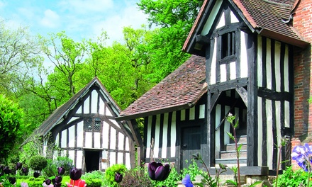 Entry For One, Two, Four Adults or Family of Five to Selly Manor Museum (Up to 42% Off)