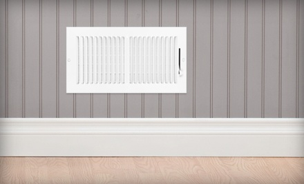 $53.99 for 1 Air-Duct Cleaning with Furnace Inspection & Dryer-Vent Cleaning from Green Heat Services ($299 Value)