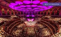 John Rutters Christmas Celebration on 8 December at Royal Albert Hall