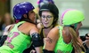 Providence Roller Derby - West Warwick Civic Center: Providence Roller Derby Bout for Two on Saturday, July 16, at 7 p.m.
