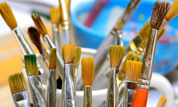 The pARTy Gallery - Liberty: Up to Three-Hour Painting Class for One, Two, or Four at The pARTy Gallery (50% Off)