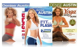 Denise Austin Workout DVDs