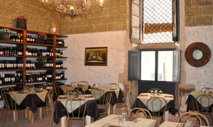 Cantina Rampa: Degustazione di vino con pane casereccio per 2 o 4 persone, zona Ortigia, da Cantina Rampa (sconto fino a 82%)