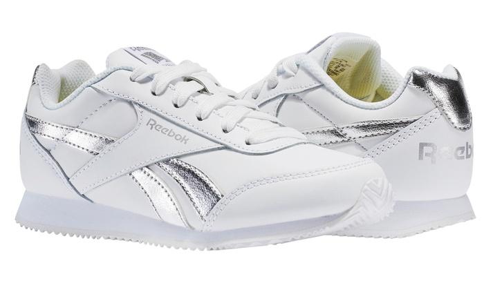 reebok sneaker weiß gold