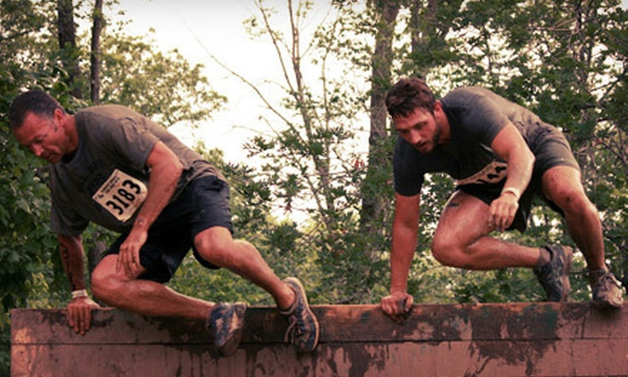 Gladiator Assault Challenge - Seven Oaks Recreation: $55 for the Gladiator Assault Challenge Obstacle-Course Race on May 18 or 19 (Up to $110 Value)