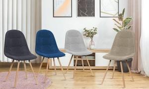 1, 2, 4 ou 6 chaises Mareva