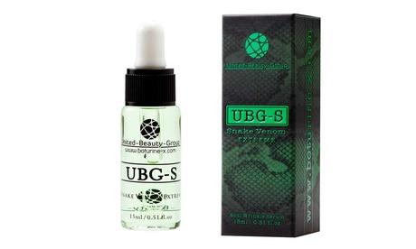1, 2 o 3 tratamientos facial Facelift UBG-S Snake Venom Extreme