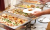 The Village Club Restaurant at One to One Hotel - The  Village Club Restaurant : Wednesday Aleppo-Themed Buffet Dinner for Up to Four at The Village Club Restaurant at One to One Hotel (Up to 55% Off)
