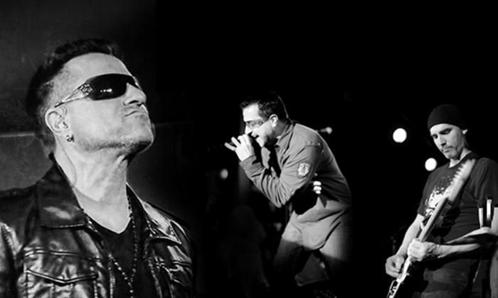 U2 and Coldplay Tribute Show with Unforgettable Fire and Fix You on  Saturday, April 20, at 8 p m