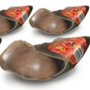 Four-Pack of GrillerZ PeanutButter Stuffed Hooves