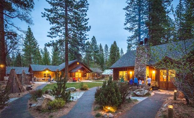 groupon yosemite cabin