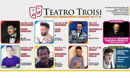 6 spettacoli comici a Napoli