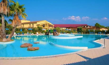 Vacanza Oristano, Arborea: camera doppia con trattamento a scelta e ingresso Spa per 2 presso Horse Country Resort