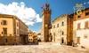 Toscana: 1 notte in camera doppia con colazione o mezza pensione