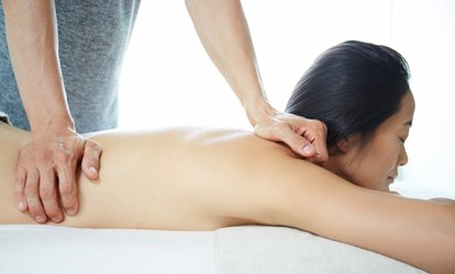 image for $68 for One Massage with Aromatherapy, Cupping, or Yoga Stretching at Action Sports Massage ($150 Value)