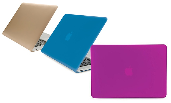 pretty nice 3e92e e3407 Tucano Nido Hard-Shell Apple Macbook Case | Groupon