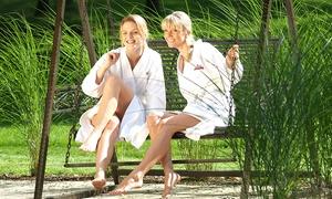 maritimo Oer Erkenschwick: Sauna-Wellness-Tageskarte, opt. inkl. SPA-Zeremonie od. Kryolipolyse, bei maritimo Oer Erkenschwick (bis zu 47% sparen*)