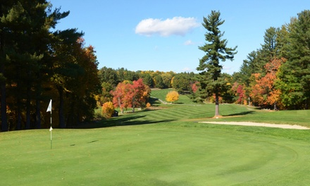 $39 for 9-Hole Round of Golf for Two Including Cart Rental at Berlin Country Club ($58 Value)