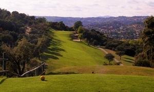 Nuevo CG Madrid: Green fee de golf de 18 hoyos para 2 personas desde 34,95 € en Nuevo CG Madrid, Las Rozas