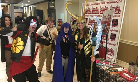 $10 for Admission for Two to Neo Comic Con on Sunday, August 20 ($14 Value)