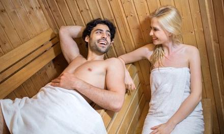Percorso Spa con massaggio di coppia a 59,90€euro