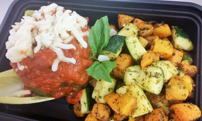 Health Rush - Fort Lauderdale: Up to 50% Off Meal Delivery  at Health Rush