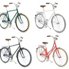 Critical Cycles Men's and Women's Single-Speed City Bikes