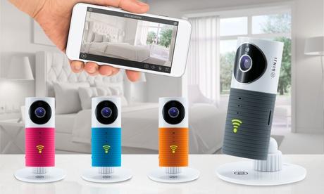 1 o 2 cámaras WiFi para interiores Sinji