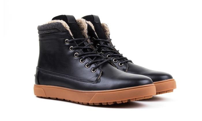Harrison Men's Lined Sneaker Boots (Size 11)