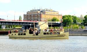 Loewentin: Historyczny rejs statkiem po Wiśle z przewodnikiem dla 2 osób za 39,99 zł i więcej opcji z Loewentin (do -44%)