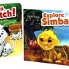 Disney's Finger Puppet Book Set (2-Pack)