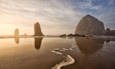 groupon daily deal - 2-Night Stay for Two in a Grand Room at the Hearthstone Inn in Cannon Beach, OR. Combine Up to 6 Nights.