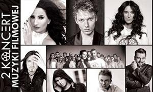 Royal Concert: Od 79,90 zł: bilet na II Koncert Muzyki Filmowej – 10 miast