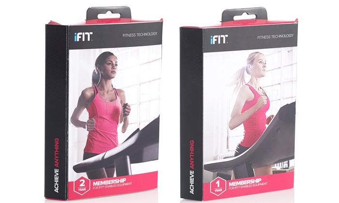 Up To 19% Off on iFit Coach Subscriptions | Groupon Goods