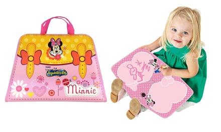 Aquadoodle Minnie Mouse Kids' Doodle Bag