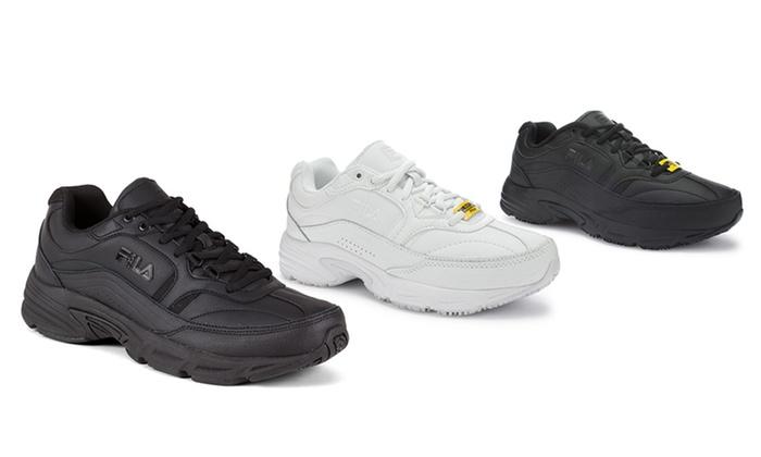 Fila Men's Memory Non-Slip Shoes