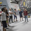 One Indoor Climbing Session