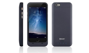 Flexion Mfi 3,200mah Power Bank Case For Iphone 6/6s