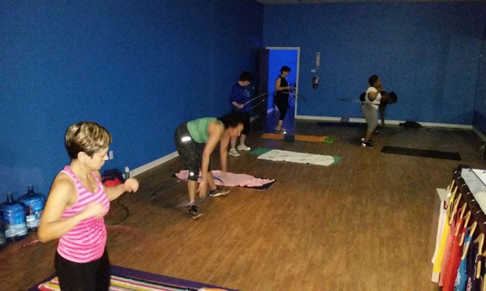 Glory Fitness - Houston: Four Weeks of Unlimited Boot-Camp Classes at Glory Fitness (75% Off)