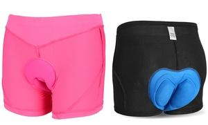 1 ou 2 shorts de cyclisme rembourrés