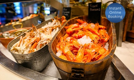 Sheraton Grand Sydney AYCE Seafood Buffet: Mon-Thu for 2 ($99) or 4 Ppl ($195), or Fri-Sun for 2 ($119) or 4 Ppl ($215)
