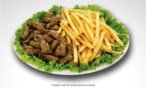 Bifão Steakhouse - Vila Velha: Porção (500g) + bebidas para 2 ou 4 pessoas no Bifão Steakhouse - Vila Velha