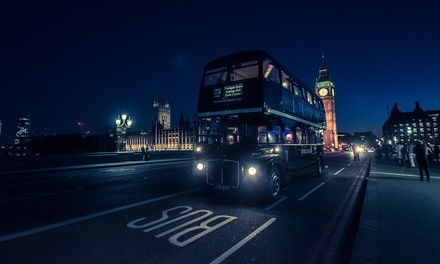 Tickets for The Ghost Bus Tour of London for Child, Adult or Family of Four from The Ghost Bus Tours