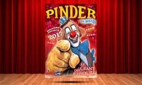1 place orchestre pour assister au spectacle du cirque Pinder, date et heure au choix, à 15 € à Paris